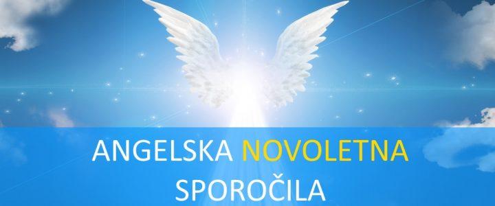 ANGELSKA NOVOLETNA SPOROČILA ZA VSA ZODIAKALNA ZNAMENJA