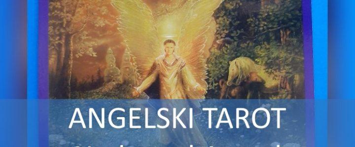 ANGELSKI TAROT Nadanzel Azrael