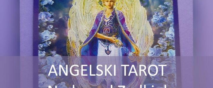 ANGELSKI TAROT Nadangel Zadkiel