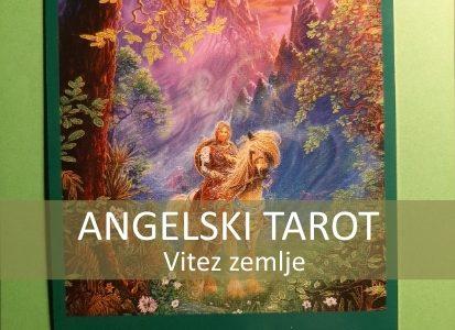 ANGELSKI TAROT Vitez zemlje