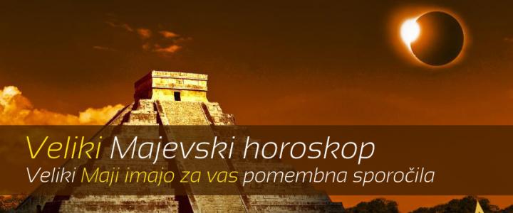Veliki Majevski horoskop za jesen